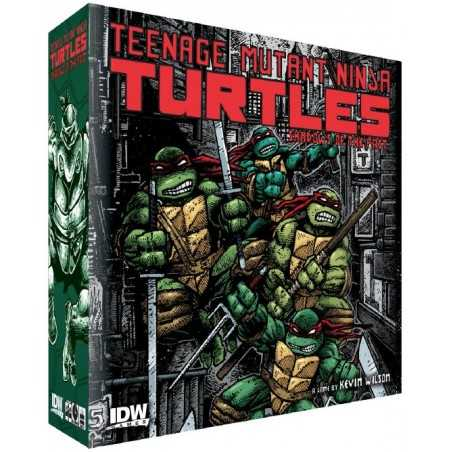 Teenage Mutant Ninja Turtles: Shadows of the Past Kickstarter Edition