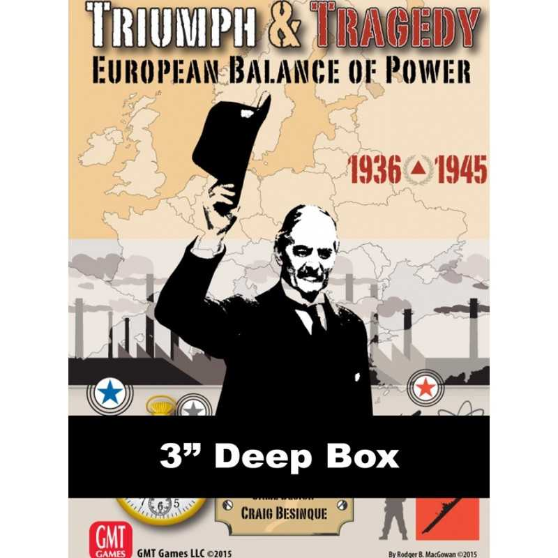Triumph and Tragedy DEEP BOX