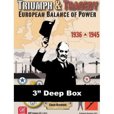 Triumph and Tragedy DEEP BOX
