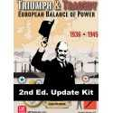 Triumph and Tragedy, 2nd Edition Update Kit