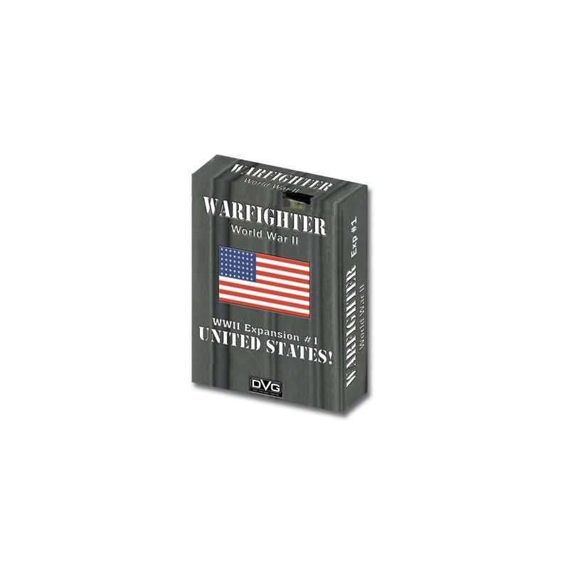 Warfighter: WWII Expansion 1 – United States 1