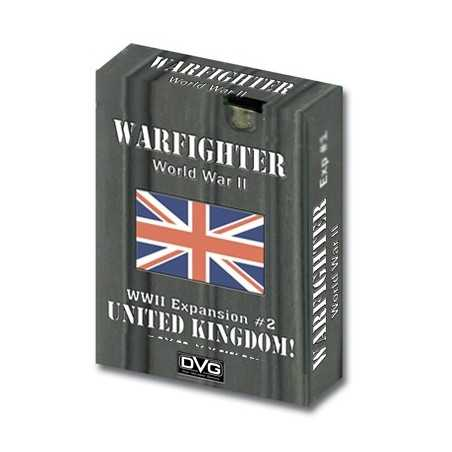 Warfighter: WWII Expansion 2 – United Kingdom 1