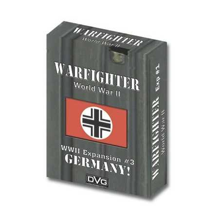 Warfighter: WWII Expansion 3 – Germany 1
