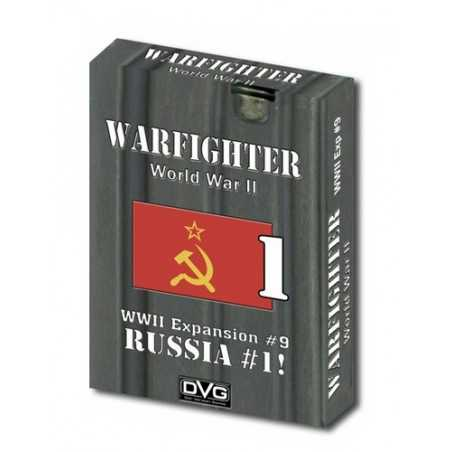 Warfighter: WWII Expansion 9 – Russia 1
