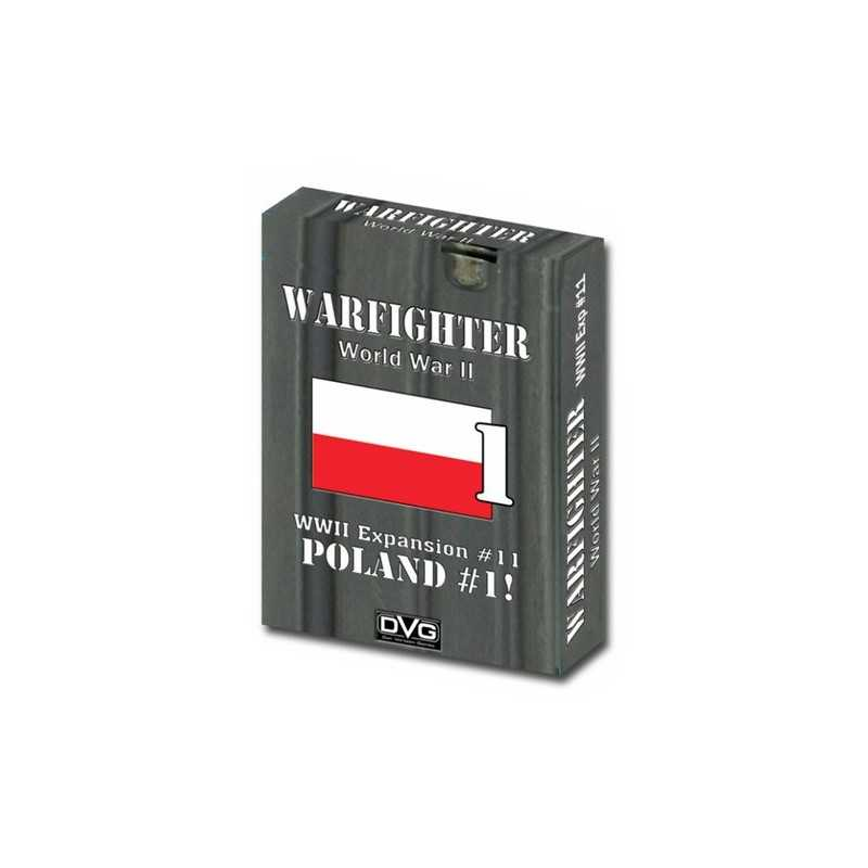 Warfighter: WWII Expansion 11 – Poland 1