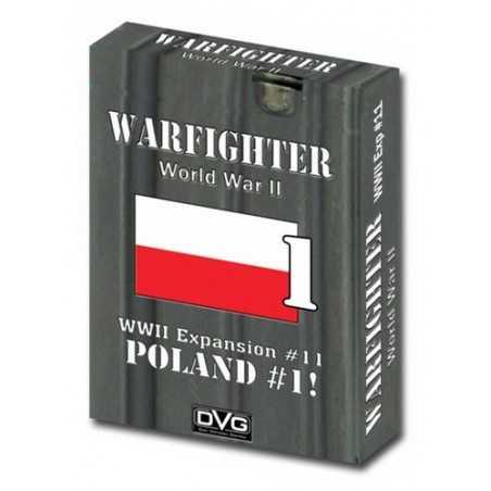 Warfighter: WWII Expansion 11 – Poland 1