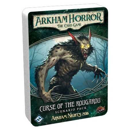 Curse of the Rougarou Arkham Horror The Card Game (English)