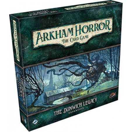 The Dunwich Legacy Arkham Horror The Card Game (English)