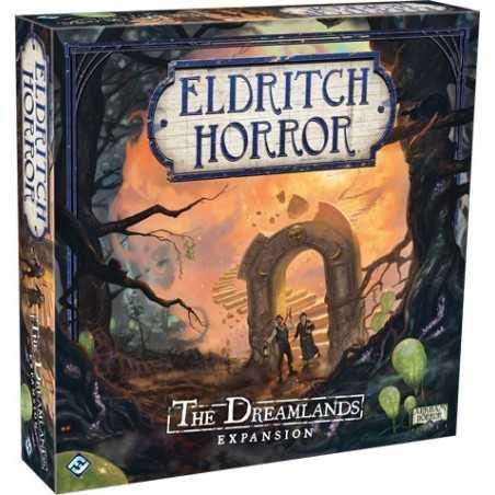 Eldritch Horror: The Dreamlands (English)