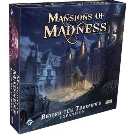 Beyond the Threshold Mansions of Madness Second Edition (English)