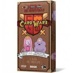 Card Wars: Princesa Chicle contra Princesa del Espacio Bultos