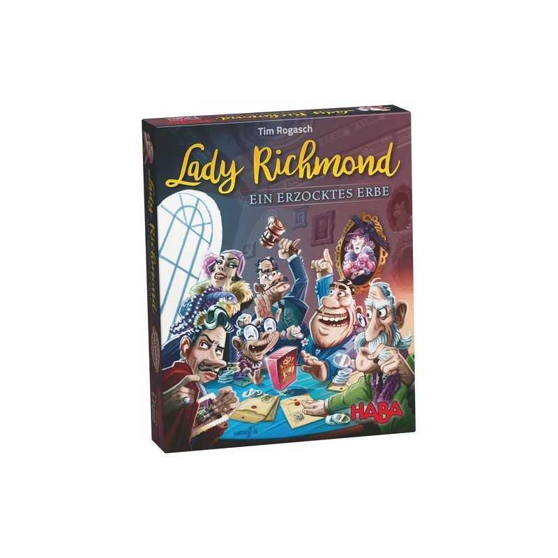 Lady Richmond Una herencia en subasta