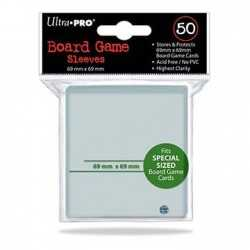 69mm X 69mm ULTRA PRO Square Card Sleeves