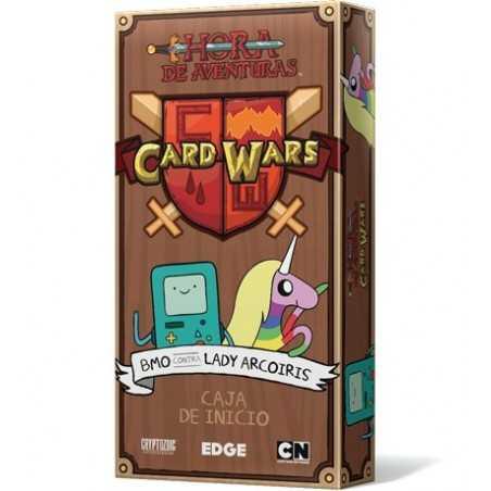 Card Wars: BMO contra Lady Arcoíris