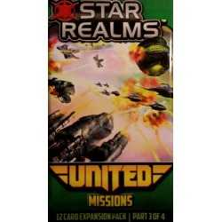 Star Realms United Missions