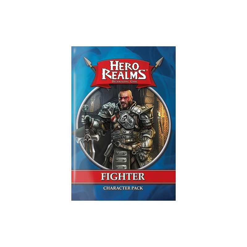Hero Realms Fighter Character Pack