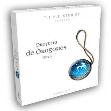 TIME Stories PROFECÍA DE DRAGONES