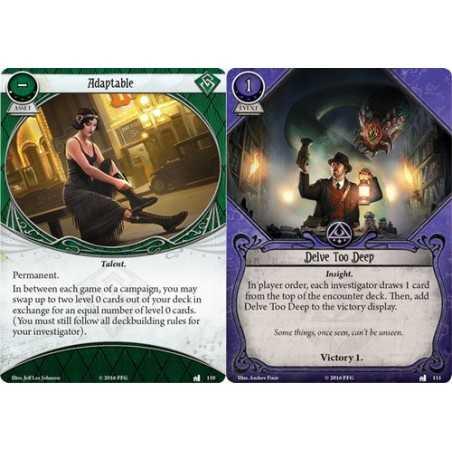 The Miskatonic Museum Arkham Horror The Card Game (English)