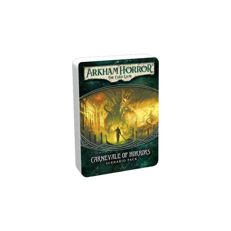 Carnevale of Horrors Arkham Horror The Card Game (English)