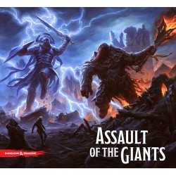 D&D Assault of the Giants