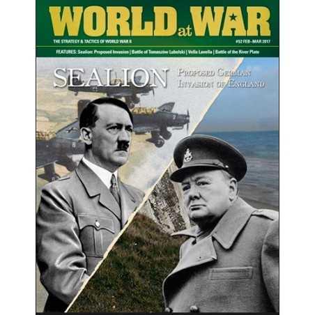 World at War 52 SEA LION