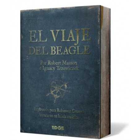 El viaje del Beagle Robinson Crusoe