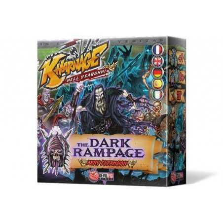 The Dark Rampage Expansión Kharnage