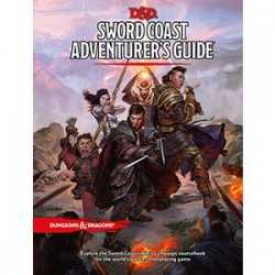 Dungeons & Dragons Next Sword Coast Adventurer's Guide