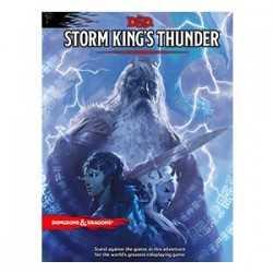 Dungeons & Dragons Next Storm King's Thunder
