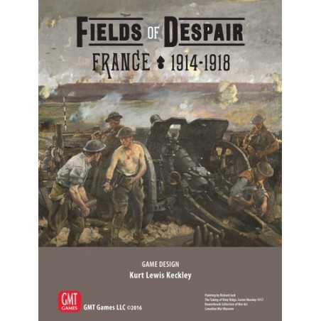 Fields of Despair France 1914-1918