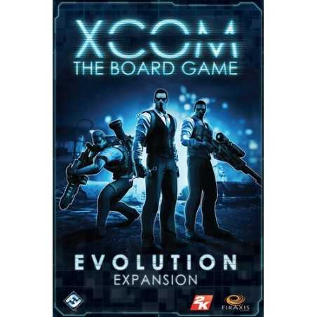 Xcom Evolution Expansion (English)