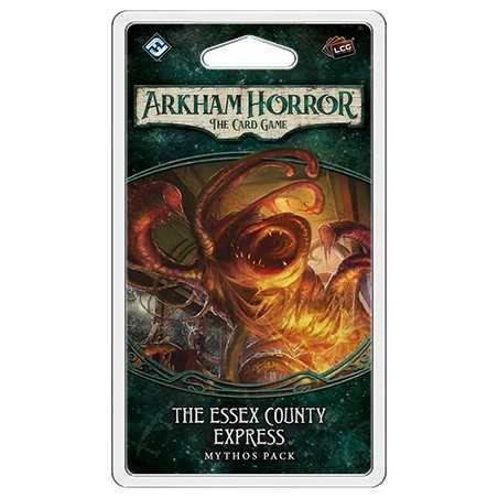 The Essex County Express Arkham Horror The Card Game (English)