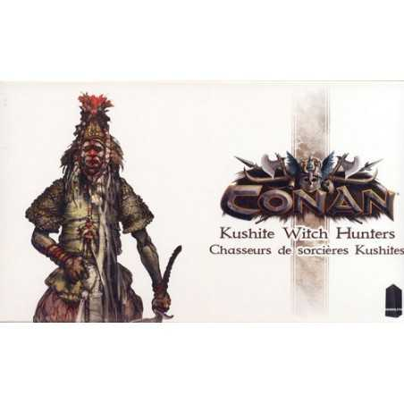 Conan Kushite Witch Hunters Expansion