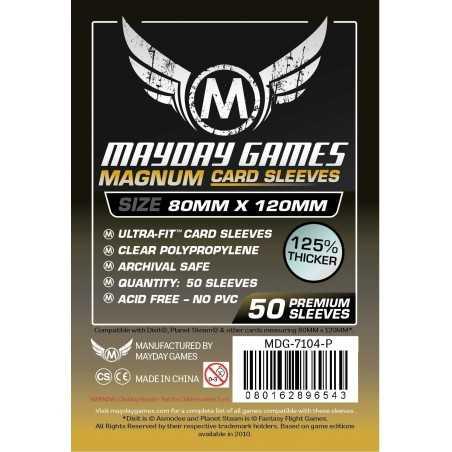 80 X 120 mm Fundas Premium Mayday Dixit