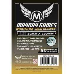 80 X 120 mm Premium Mayday Dixit sleeves