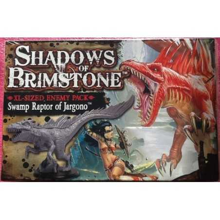 Swamp Raptor of Jargono XL Enemy Pack Shadows of Brimstone