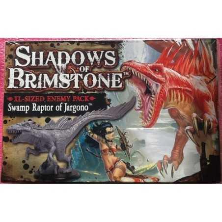 Swamp Raptor of Jargono XL Enemy Pack Shadows of Brimstone