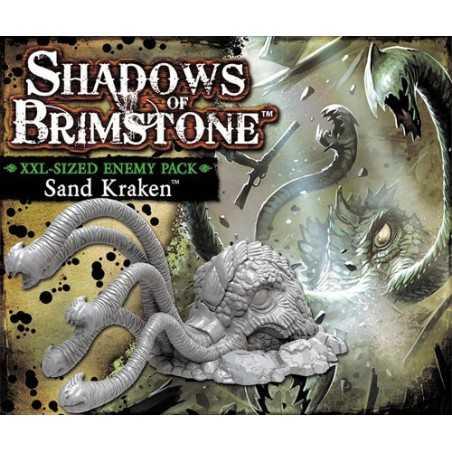 Sand Kraken XXL Enemy Pack Shadows of Brimstone