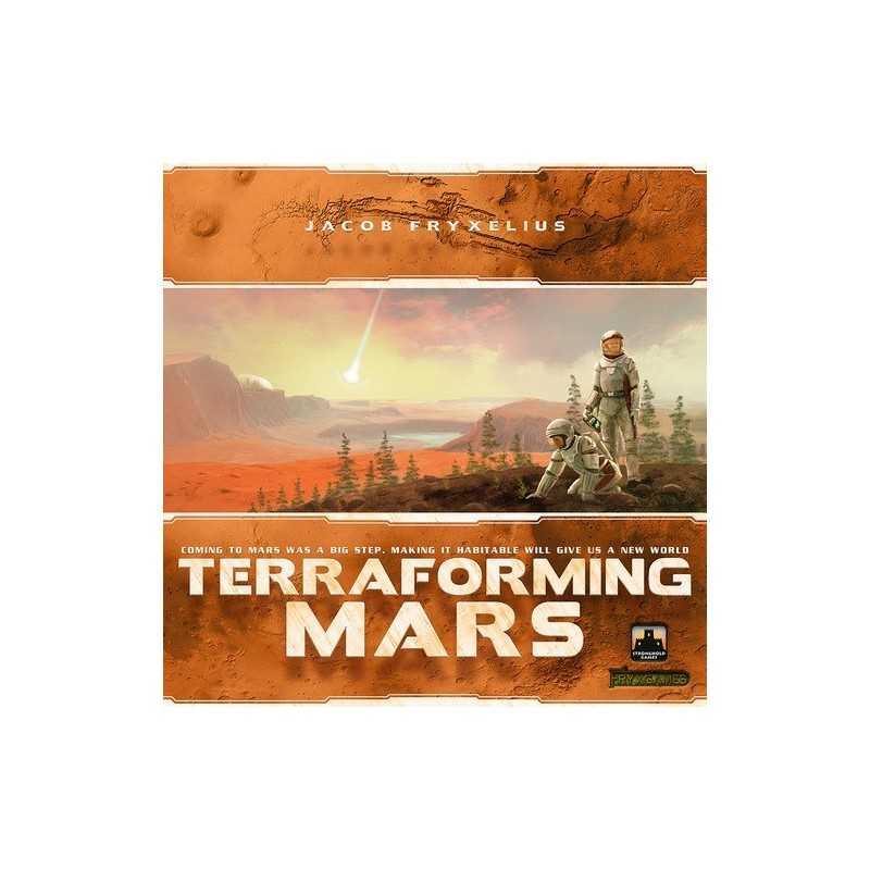 Terraforming Mars (ENGLISH)