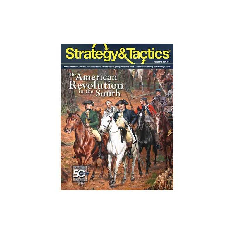 Strategy & Tactics 304 The American Revolution in the South