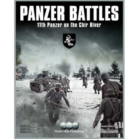Panzer Battles 11th Panzer on the Chir River