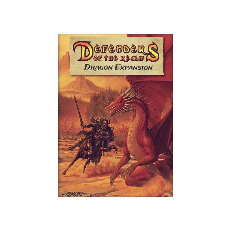 Defenders of the Realm Dragon expansion