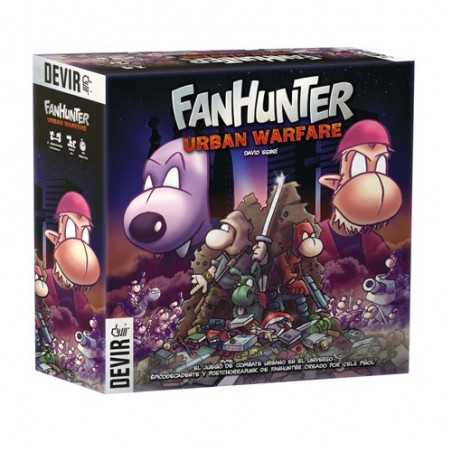 Fanhunter Urban Warfare