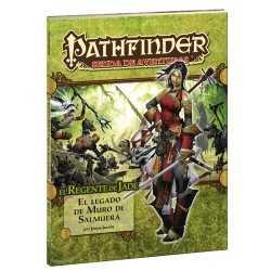 Pathfinder El regente de jade 1 El legado de muro de salmuera