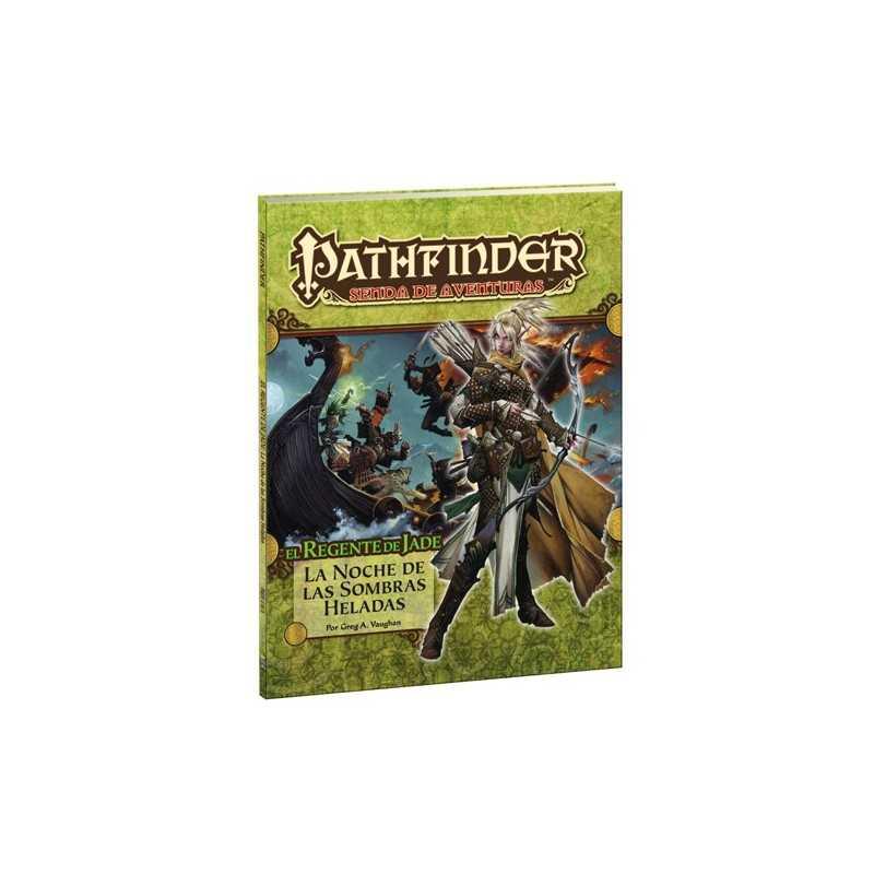 Pathfinder El regente de jade 2 la noche de las sombras heladas
