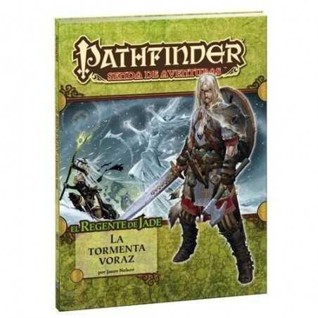 Pathfinder El regente de jade 3 la tormenta voraz