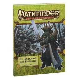 Pathfinder El regente de jade 4 el bosque de los espíritus