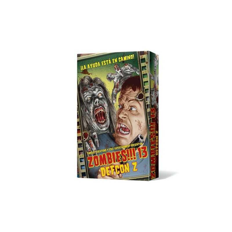 Zombies!!! 13 DEFCON Z