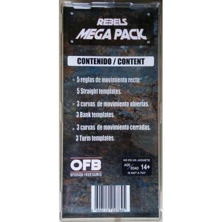 X-WING Rebels Mega Pack