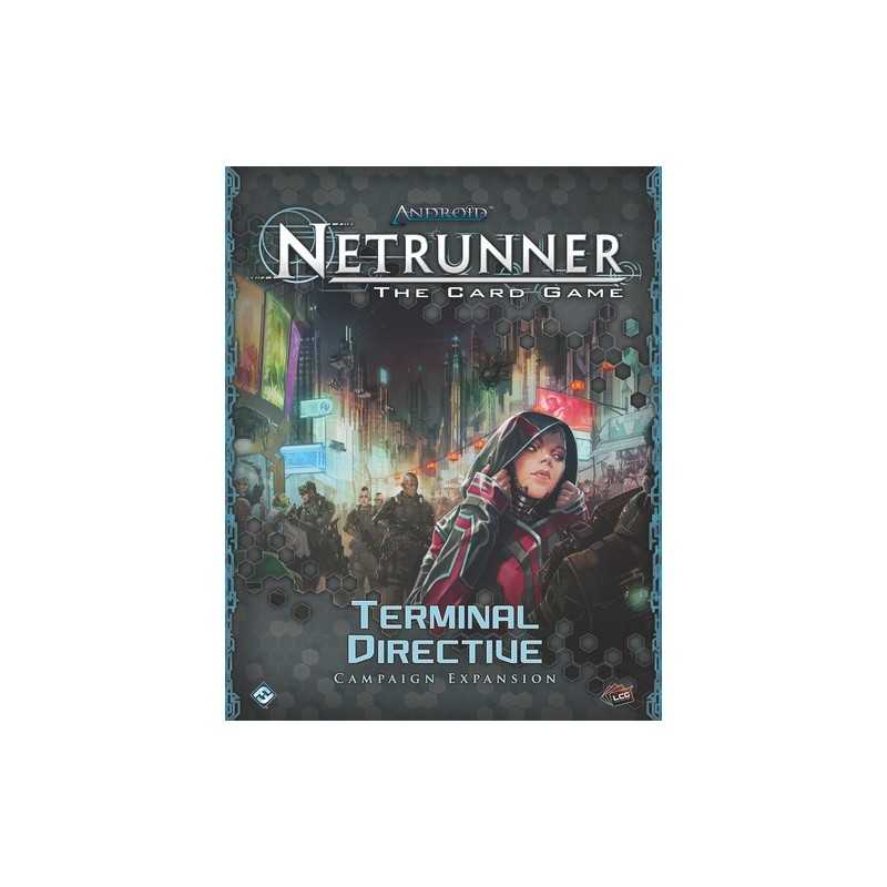 Terminal Directive Android Netrunner (English)